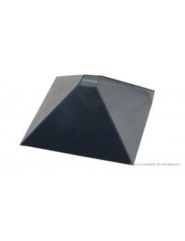 3D Holographic Projection Auxiliary Tool Pyramid DIY Creative Gift