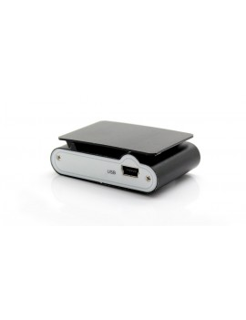 """0.9"""" LCD USB Rechargeable Mini MP3 Player"""