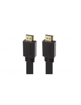 HDMI Male to Male Flat Connection Cable (30cm)