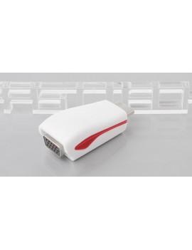 HDMI Male to VGA + Audio Female 1080P Converter Adapter