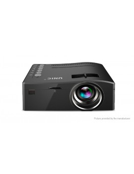 Authentic UNIC UC18 1080p Full HD Mini Portable LED Projector (UK)